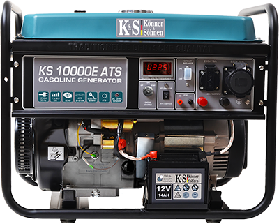 Бензиновый генератор KS 10000E ATS