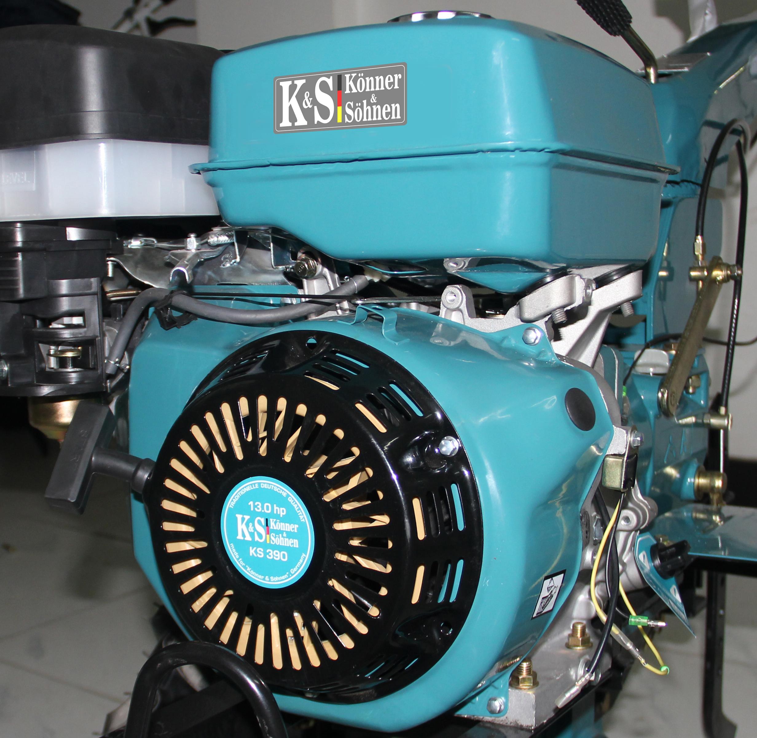 Двигун K&S