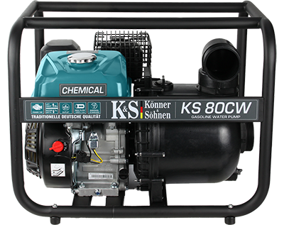 Мотопомпа для хімічних речовин KS 80CW